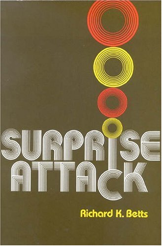 9780815709305: Surprise Attack: Lessons for Defense Planning