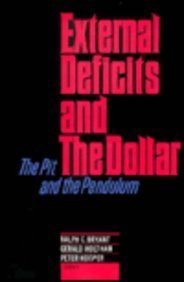 External Deficits and the Dollar: The Pit and the Pendulum: Brookings Institution Press