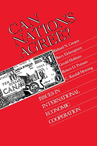 9780815711780: Can Nations Agree?: Issues in International Economic Cooperation (Studies in International Economics (Hardcover))