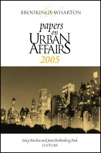 9780815712800: Brookings-Wharton Papers on Urban Affairs: 2005