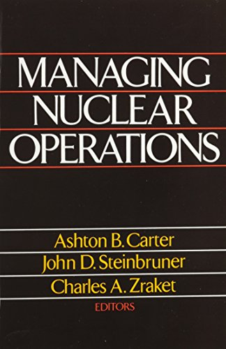 9780815713135: Managing Nuclear Operations