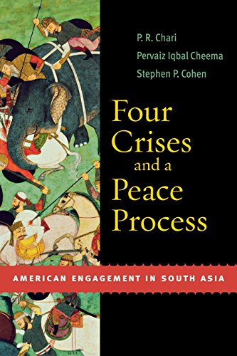 9780815713838: Four Crises and a Peace Process: American Engagement in South Asia