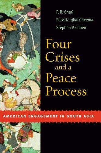 9780815713845: Four Crises and a Peace Process: American Engagement in South Asia
