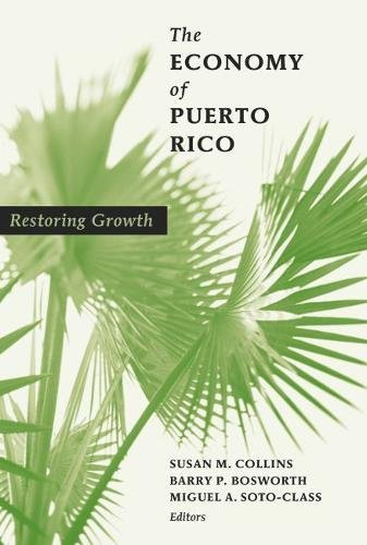 9780815715542: Economy of Puerto Rico: Restoring Growth
