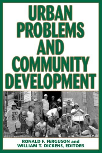 9780815718758: Urban Problems and Community Development