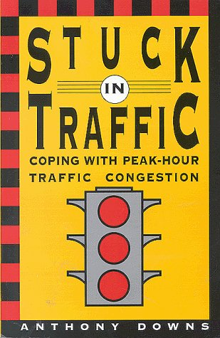 9780815719243: Stuck in Traffic: Coping with Peak-Hour Traffic Congestion