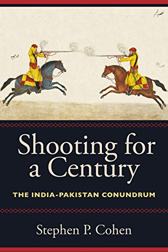 Shooting for a Century: The India-Pakistan Conundrum (Hardcover): Stephen P. Cohen
