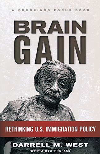 9780815722236: Brain Gain: Rethinking U.S. Immigration Policy (Brookings FOCUS Book)