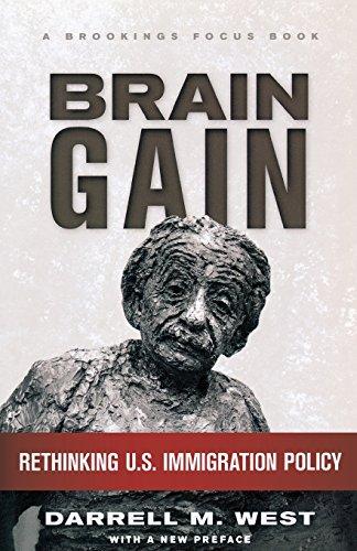 9780815722236: Brain Gain: Rethinking U.S. Immigration Policy