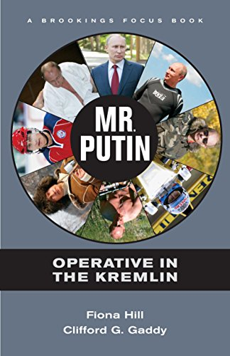 9780815723769: Mr. Putin: Operative in the Kremlin