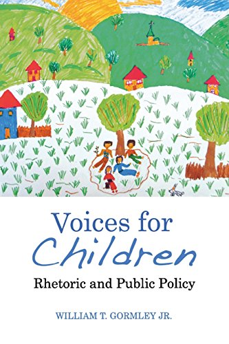 9780815724025: Voices for Children: Rhetoric and Public Policy