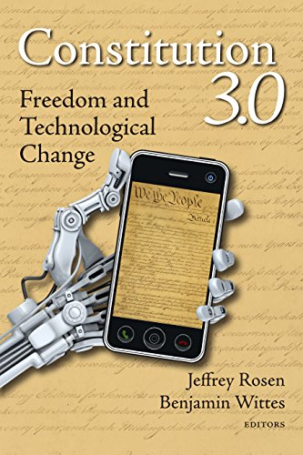 9780815724506: Constitution 3.0: Freedom and Technological Change