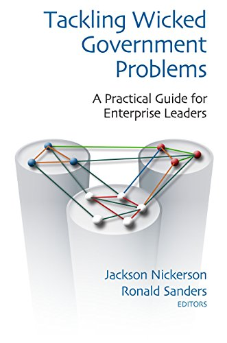 9780815725077: Tackling Wicked Government Problems (Innovations in Leadership)