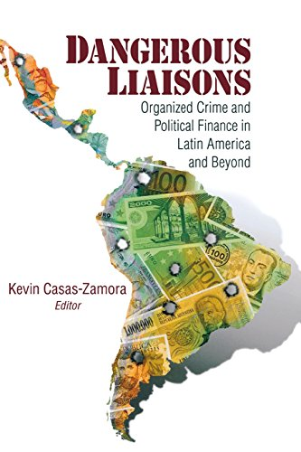 Dangerous Liaisons: Organized Crime and Political Finance