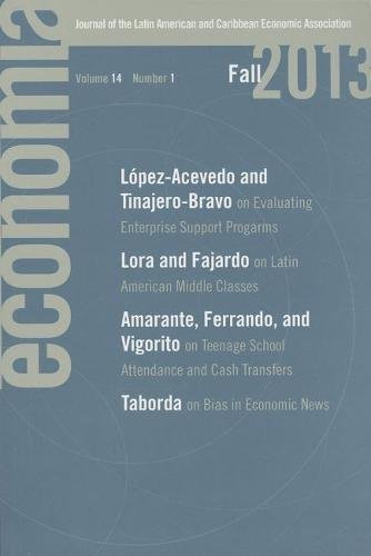 Economia: Fall 2013: Raquel Bernal