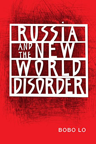 9780815726098: Russia and the New World Disorder