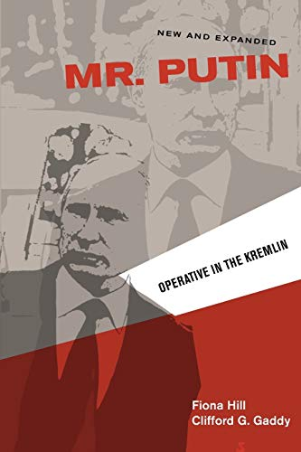 9780815726173: Mr. Putin: Operative in the Kremlin (Geopolitics in the 21st Century)