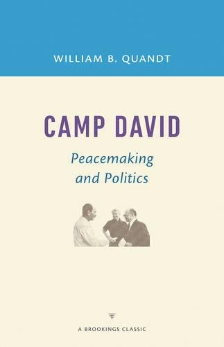 9780815726753: Camp David: Peacemaking and Politics (A Brookings Classic)