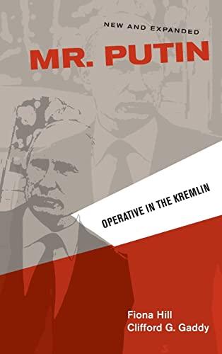 9780815726777: Mr. Putin: Operative in the Kremlin (Geopolitics in the 21st Century)