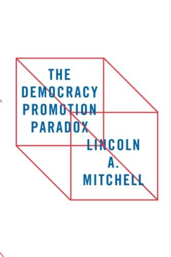 9780815727026: The Democracy Promotion Paradox