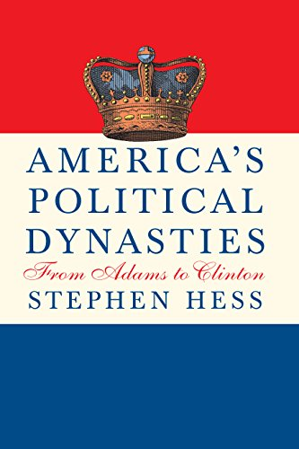 9780815727088: America's Political Dynasties: From Adams to Clinton