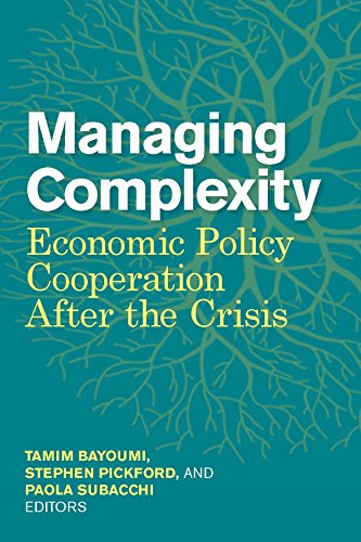 9780815727156: Managing Complexity: Economic Policy Cooperation after the Crisis