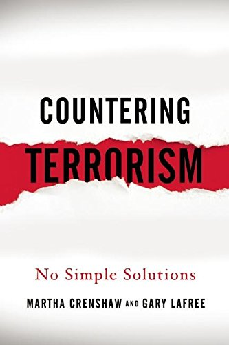 9780815727644: Countering Terrorism: No Simple Solutions