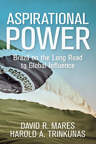 9780815727958: Aspirational Power: Brazil on the Long Road to Global Influence (Geopolitics in the 21st Century)