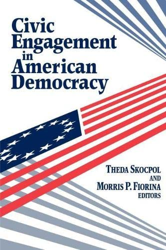 9780815728108: Civic Engagement in American Democracy