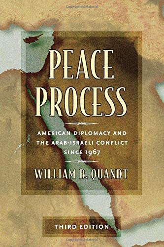 9780815730705: Peace Process: American Diplomacy and the Arab-Israeli Conflict since 1967