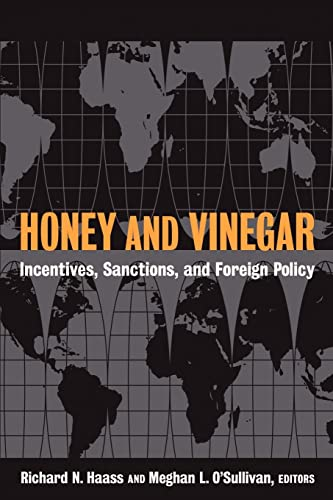 9780815733553: Honey and Vinegar: Incentives, Sanctions, and Foreign Policy