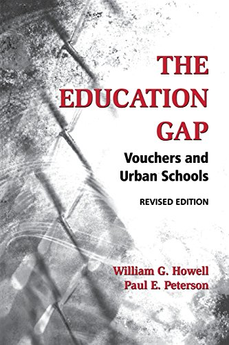 9780815736851: The Education Gap: Vouchers and Urban Schools