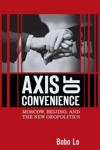 9780815753407: Axis of Convenience: Moscow, Beijing, and the New Geopolitics