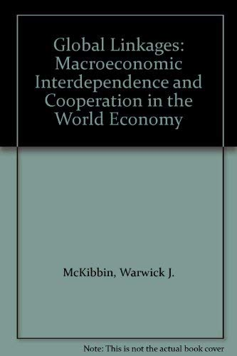 Global Linkages: Macroeconomics, Interdependence and Co-Operation in: Warwick J. McKibbin