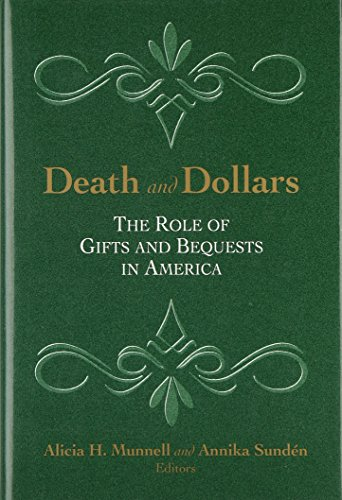 9780815758907: Death and Dollars: The Role of Gifts and Bequests in America