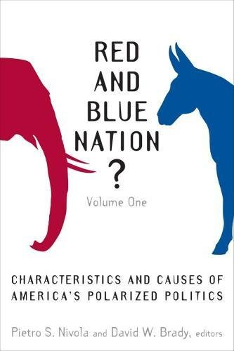9780815760825: Red and Blue Nation?: Characteristics and Causes of America's Polarized Politics