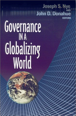 9780815764083: Governance in a Globalizing World