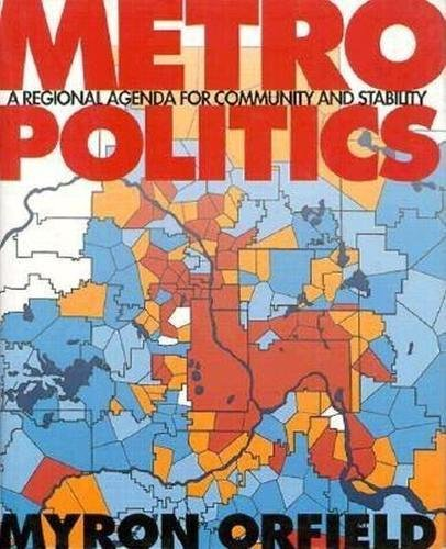 9780815766407: Metropolitics: A Regional Agenda for Community and Stability