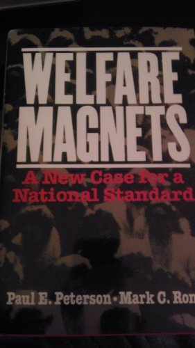 9780815770220: Welfare Magnets: A New Case for a National Standard