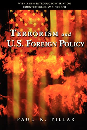 9780815770770: Terrorism and U.S. Foreign Policy