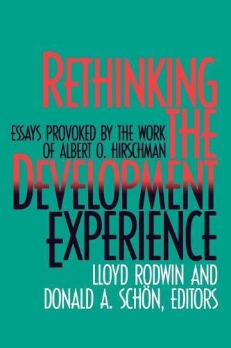 Rethinking the Development Experience: Ess...
