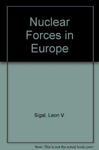 9780815779032: Nuclear Forces in Europe