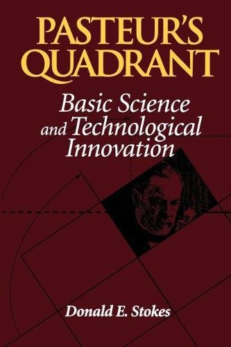 9780815781776: Pasteurs Quadrant: Basic Science and Technological Innovation