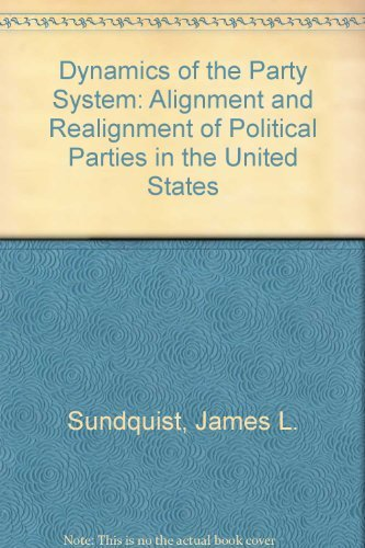 9780815782261: Dynamics of the Party System: Alignment and Realignment of Political Parties in the United States