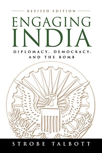 9780815783015: Engaging India: Diplomacy, Democracy, and the Bomb
