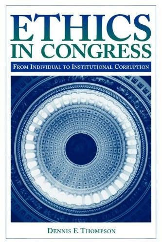 9780815784234: Ethics in Congress: From Individual to Institutional Corruption
