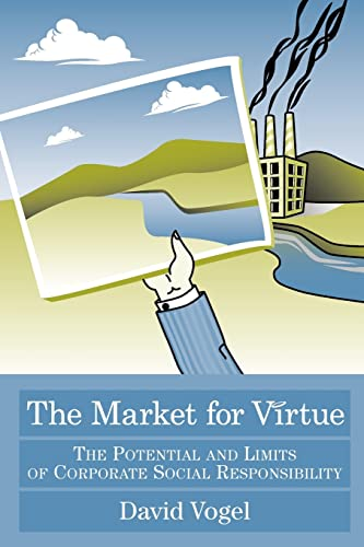 9780815790778: The Market for Virtue: The Potential And Limits of Corporate Social Responsibility