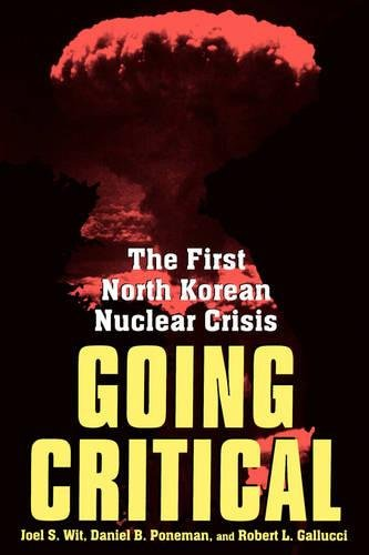9780815793878: Going Critical: The First North Korean Nuclear Crisis