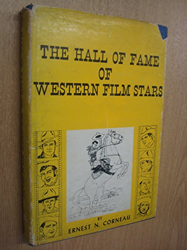 9780815801245: The Hall of Fame of Western Film Stars