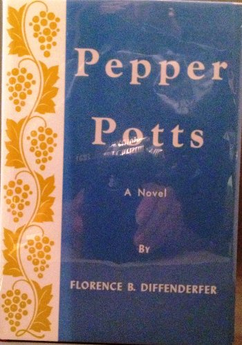 9780815802266: Pepper Potts: A Novel
